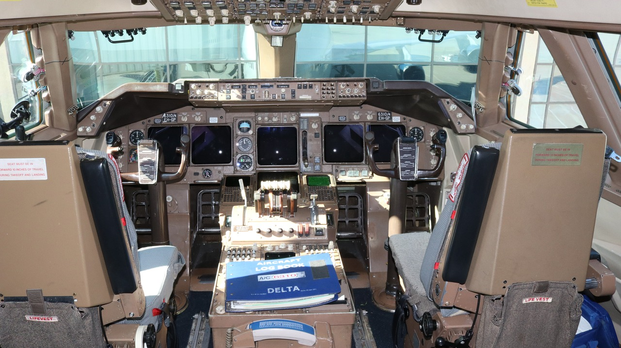Major US Airline Wants to Hire 8,000 Pilots 1
