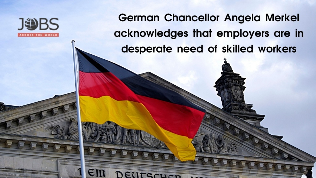 Foreign Workers Needed to Help Fill 1.4 Million Jobs in Germany 1