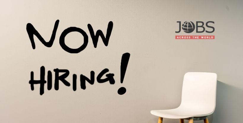 Jobs Across The World: Hiring