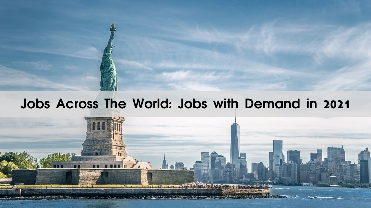USA Demand Jobs