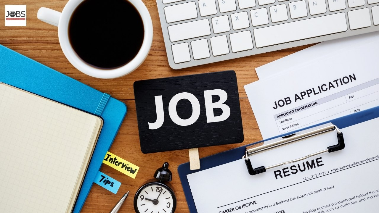 Jobs Across The World - Work